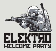 DayZ - Elektro Welcome Party | Unisex T-Shirt