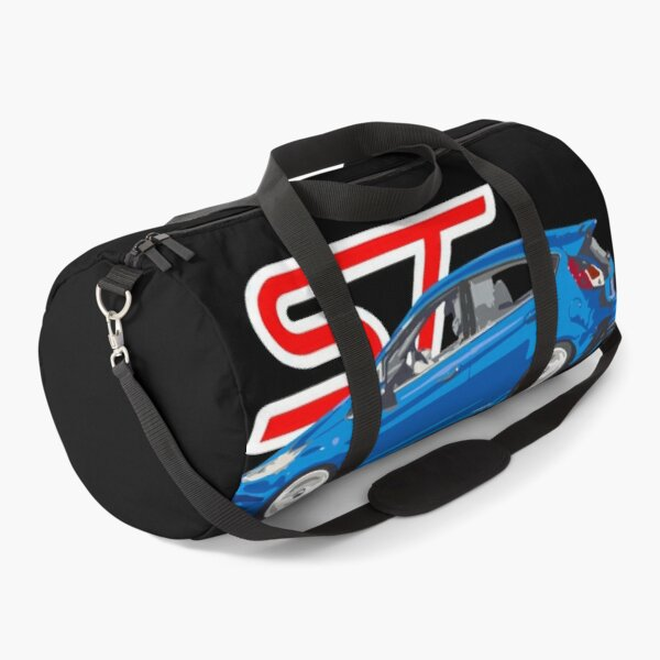 Ford Fiesta ST - Blue  Duffle Bag