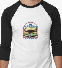 big kahuna burger pulp Men's Baseball ¾ T-Shirt