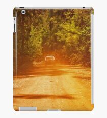 Through the Windscreen iPad Case/Skin