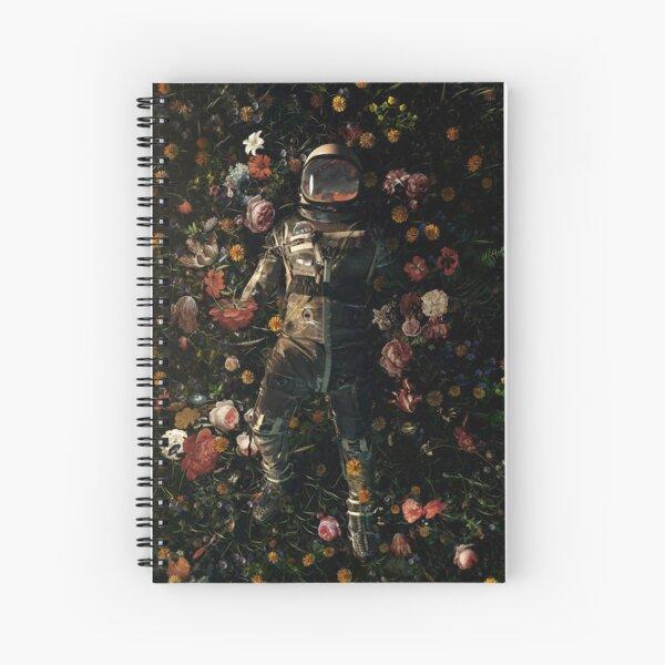 Garden Delights Spiral Notebook