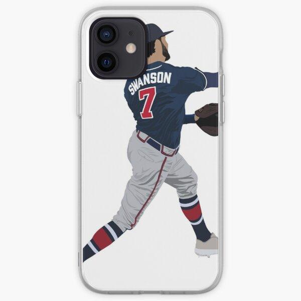 Dansby Swanson iPhone Soft Case