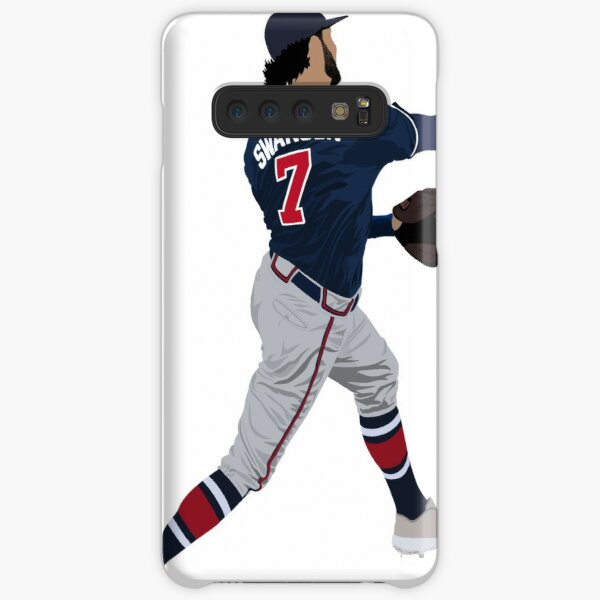 Dansby Swanson Samsung Galaxy Snap Case