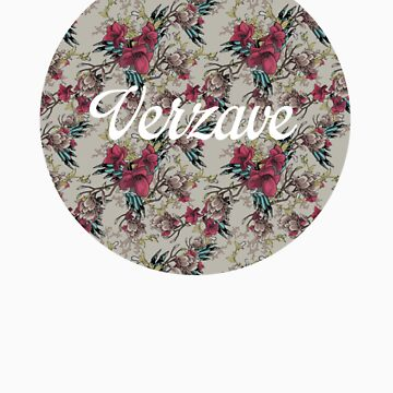 Floral Verzave Circle by verzave