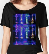 Psychedelic Flame Women's Relaxed Fit T-Shirt