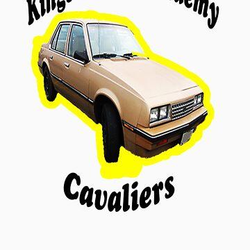 KCA Cavaliers Yellow by RoseFolks