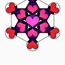 Metatron's Heart by Tiduk