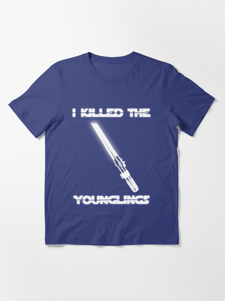 Alternate view of Not the Younglings Essential T-Shirt