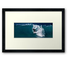 The Art Of Surfing In Hawaii 28 Framed Print