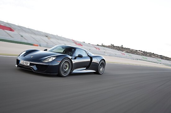 Porche 918 by aarkvisla00