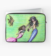 Mermommy Laptop Sleeve
