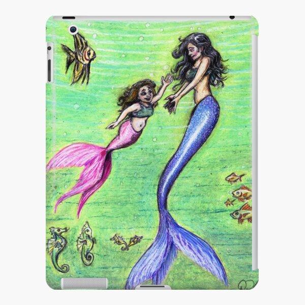 Mermommy iPad Snap Case