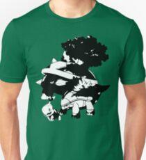 Turtwig Evolution Line Unisex T-Shirt