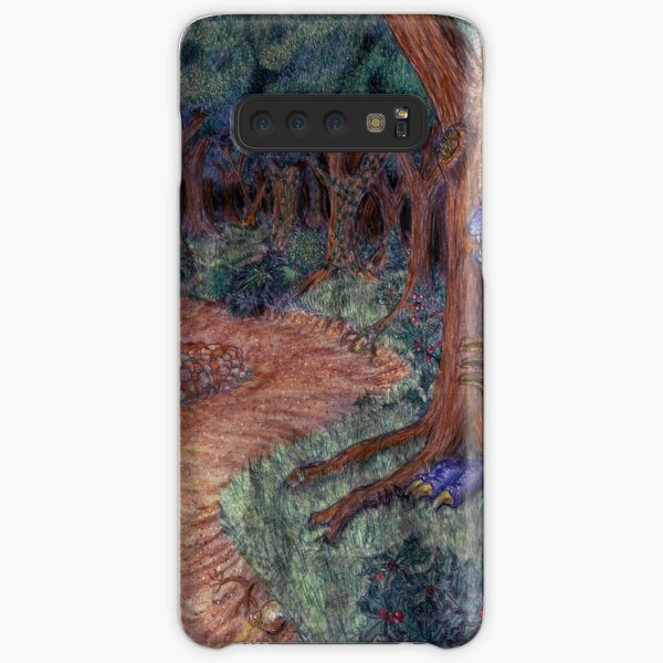 Lying In Wait - Dragon and Maiden Samsung Galaxy Snap Case