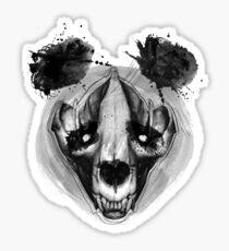 Underneath A Panda Sticker