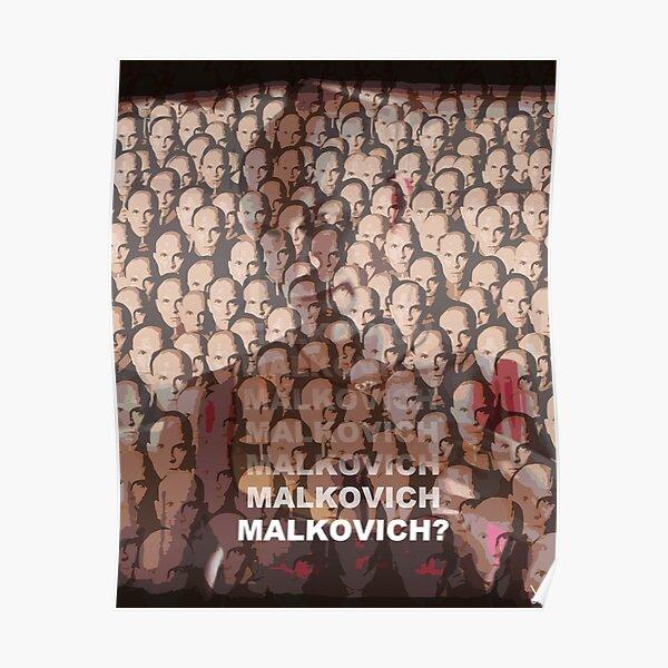 Being John Malkovich Poster