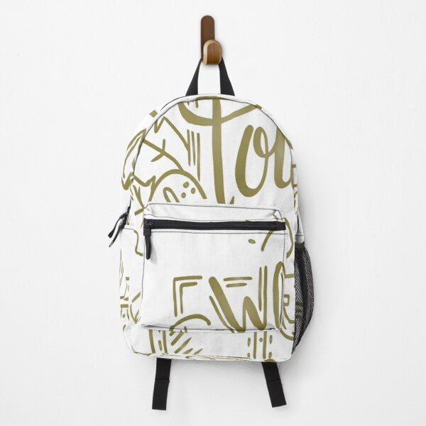 world-tourism-day Backpack