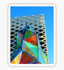 Glass Sculpture Sticker