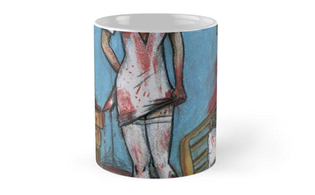 Get Well Soon - Zombie Nurse by David Webb