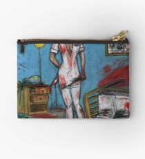 Get Well Soon - Zombie Nurse Studio Pouch