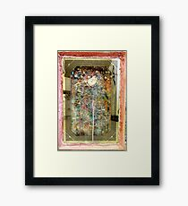 Breakfast Dessert Framed Print
