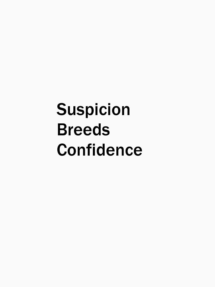 Suspicion Breeds Confidence, Brazil by MacLeod