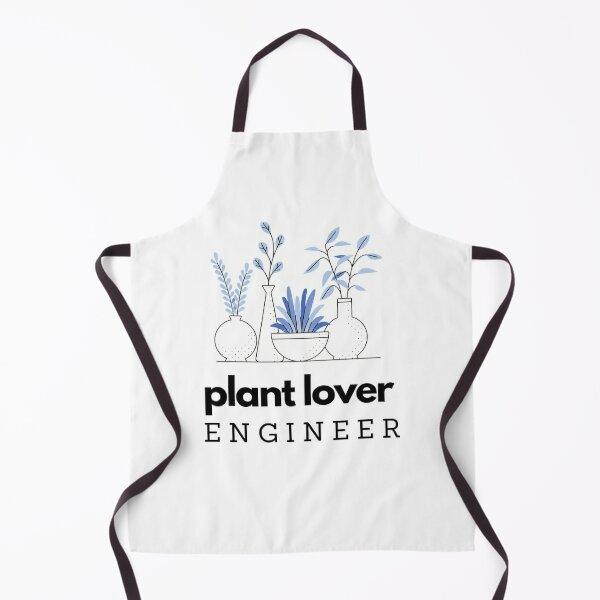Plant Lover Engineer Apron