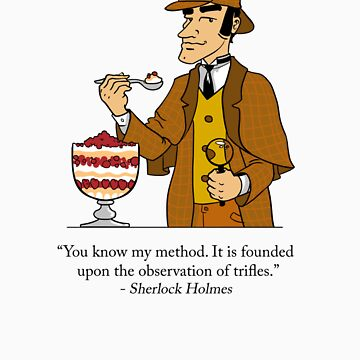 The Observation of Trifles by FaceShirts