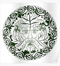 Greenman - Father Of The Forest Poster