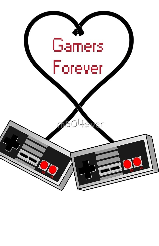 Gamer Couple Shirt by m604ever
