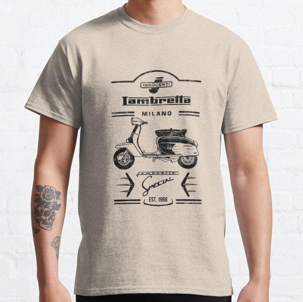 Lambretta SX Vintage Scooter Classic T-Shirt
