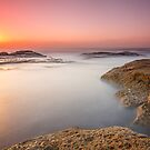 Little Bay Beach by Andi Surjanto