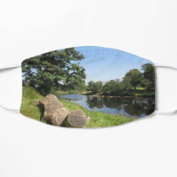 Merch #97 -- Stream Between Trees - Shot 6 (Hadrian's Wall) Mask