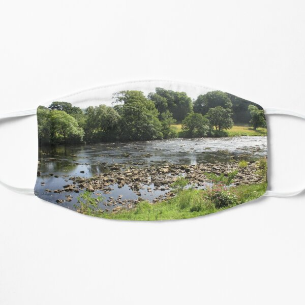 Merch #96 -- Stream Between Trees - Shot 5 (Hadrian's Wall) Mask
