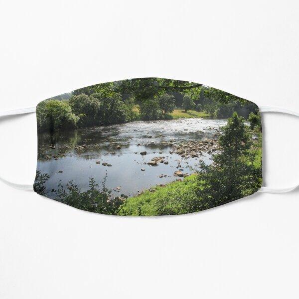 Merch #94 -- Stream Between Trees - Shot 3 (Hadrian's Wall) Mask