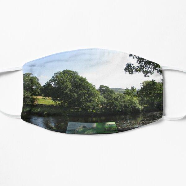 Merch #93 -- Chesters Bridge Board - Distant Shot (Hadrian's Wall) Mask