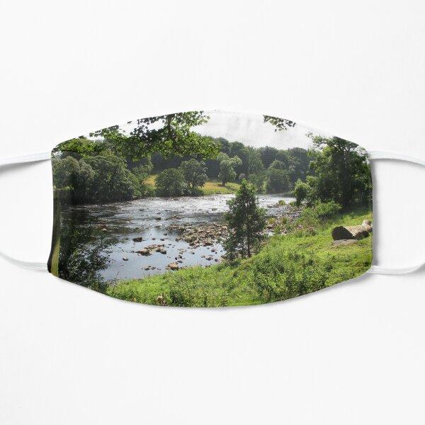 Merch #92 -- Stream Between Trees - Shot 2 (Hadrian's Wall) Mask