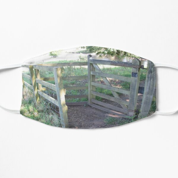 Merch #91 -- Kissing Gate (Hadrian's Wall) Mask