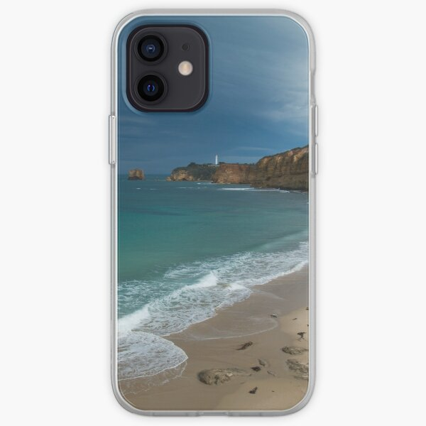 Stormy Split Point  iPhone Soft Case