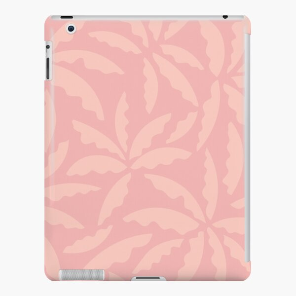 Palms in Blush Pink iPad Snap Case