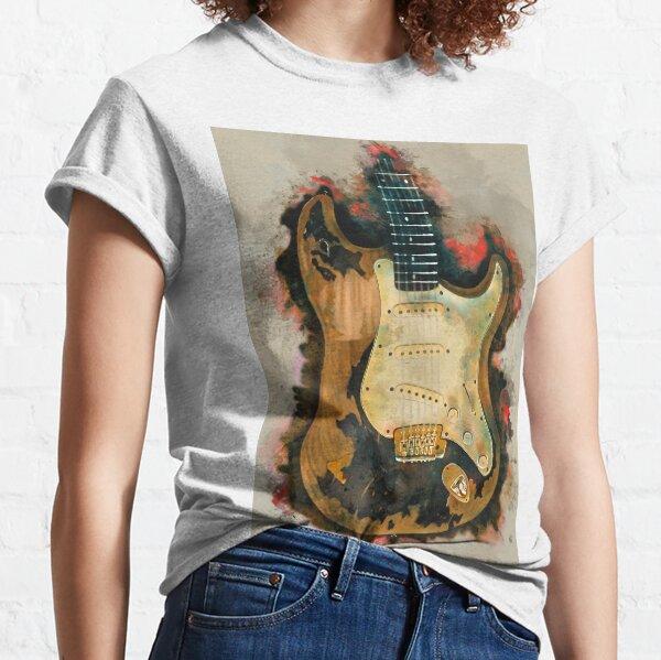 John Mayer's electric guitar. Classic T-Shirt