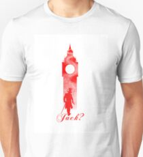 Jack the Ripper - London Big Ben Design T-Shirt