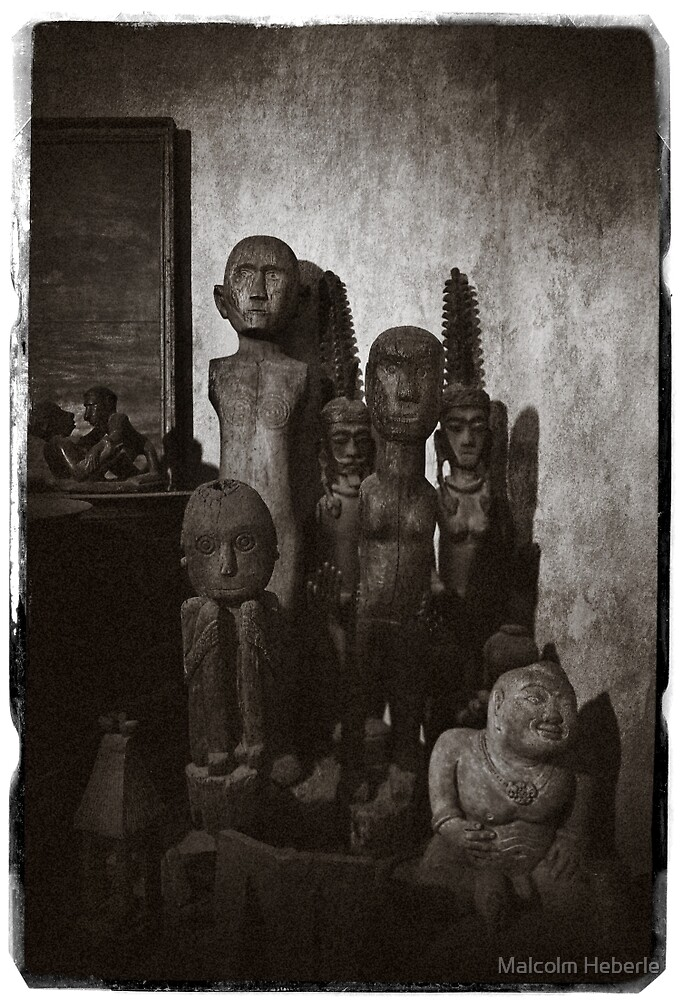 Bali Antiques by Malcolm Heberle