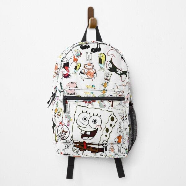 Spongebob Family  Backpack