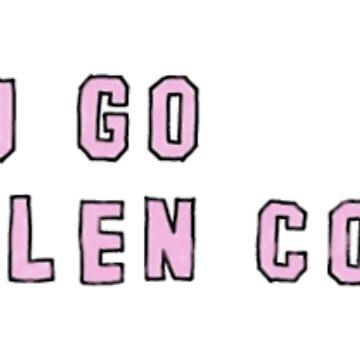 You go Glen Coco! by meganbxiley