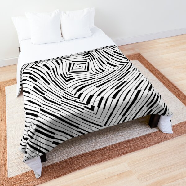 TWIRL STRIPES Comforter