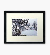 Attersee - Austria Framed Print