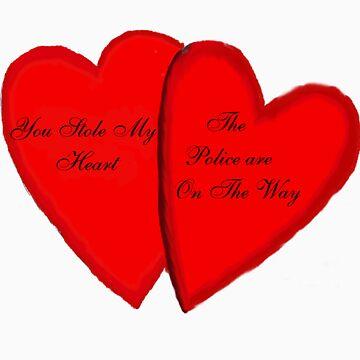 You Stole My Heart by fennstars