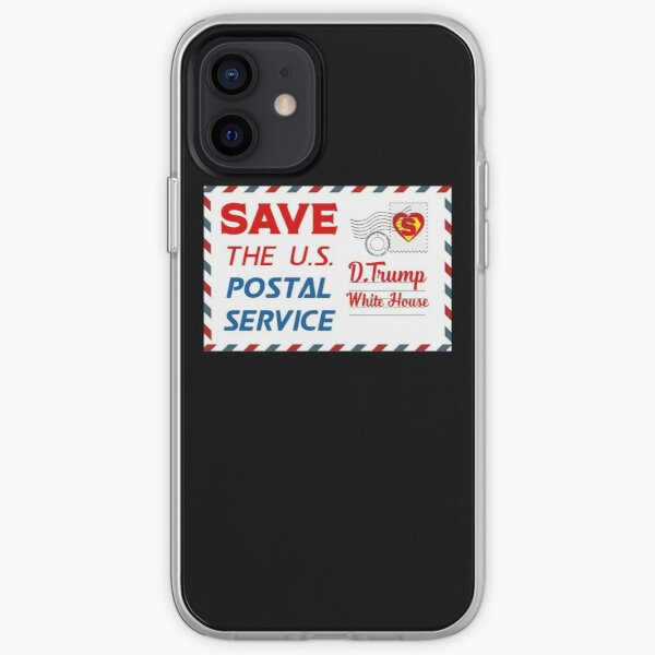 Save the USPS iPhone Soft Case