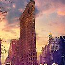 Flatiron Sunset by Jessica Jenney